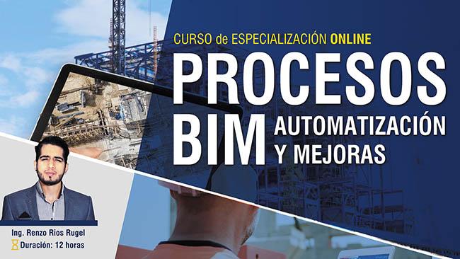 PROCESOS BIM automatización y mejoras