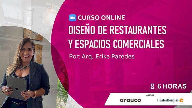 Diseño de restaurantes y espacios comerciales
