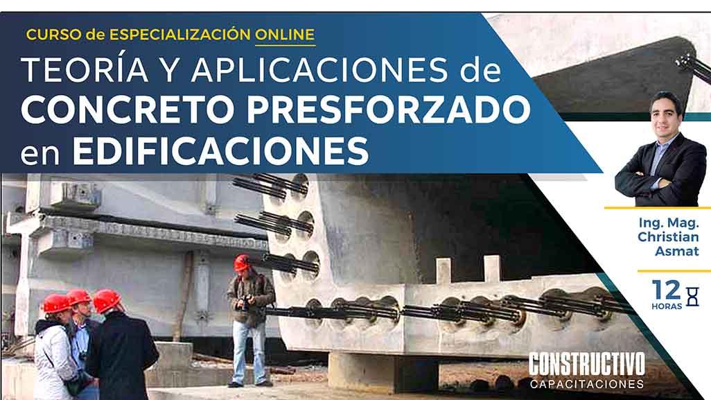 Diseño estructural de edificaciones con concreto presforzado