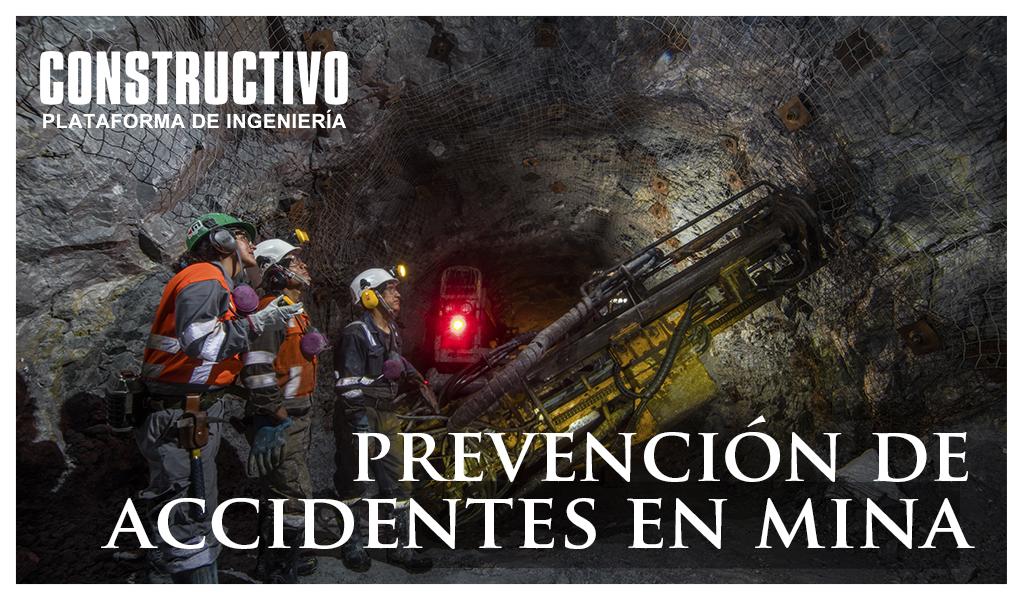 Metodología para prevenir accidentes en operaciones mineras