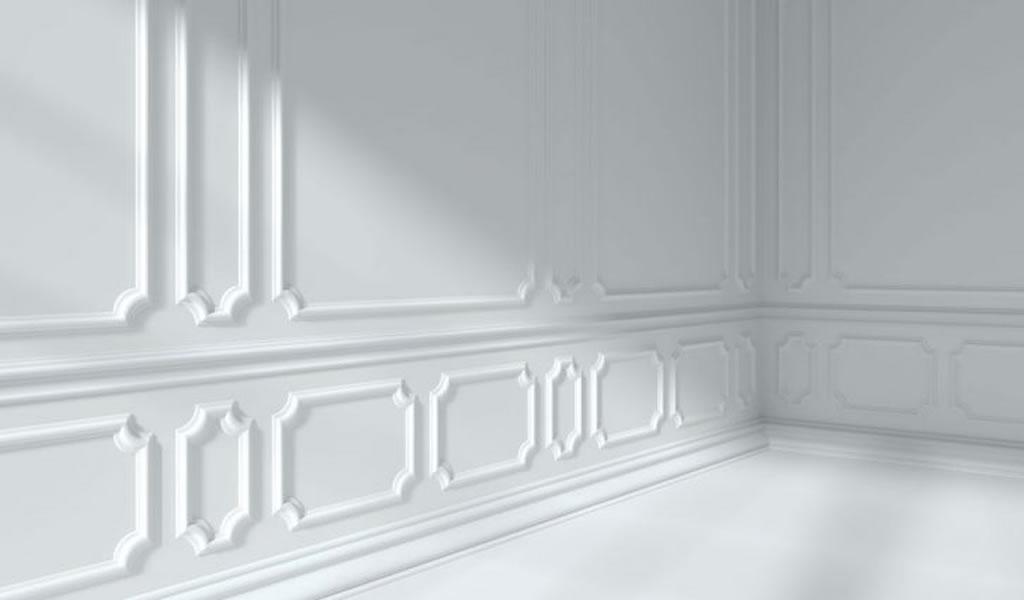 Las molduras en la Arquitectura y el diseño interior