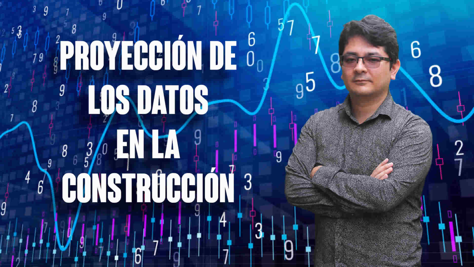 Proyección de los datos en la construcción