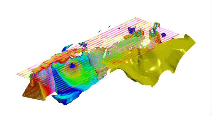 Método Magnetotelúrico para exploración de Mineralización Profunda