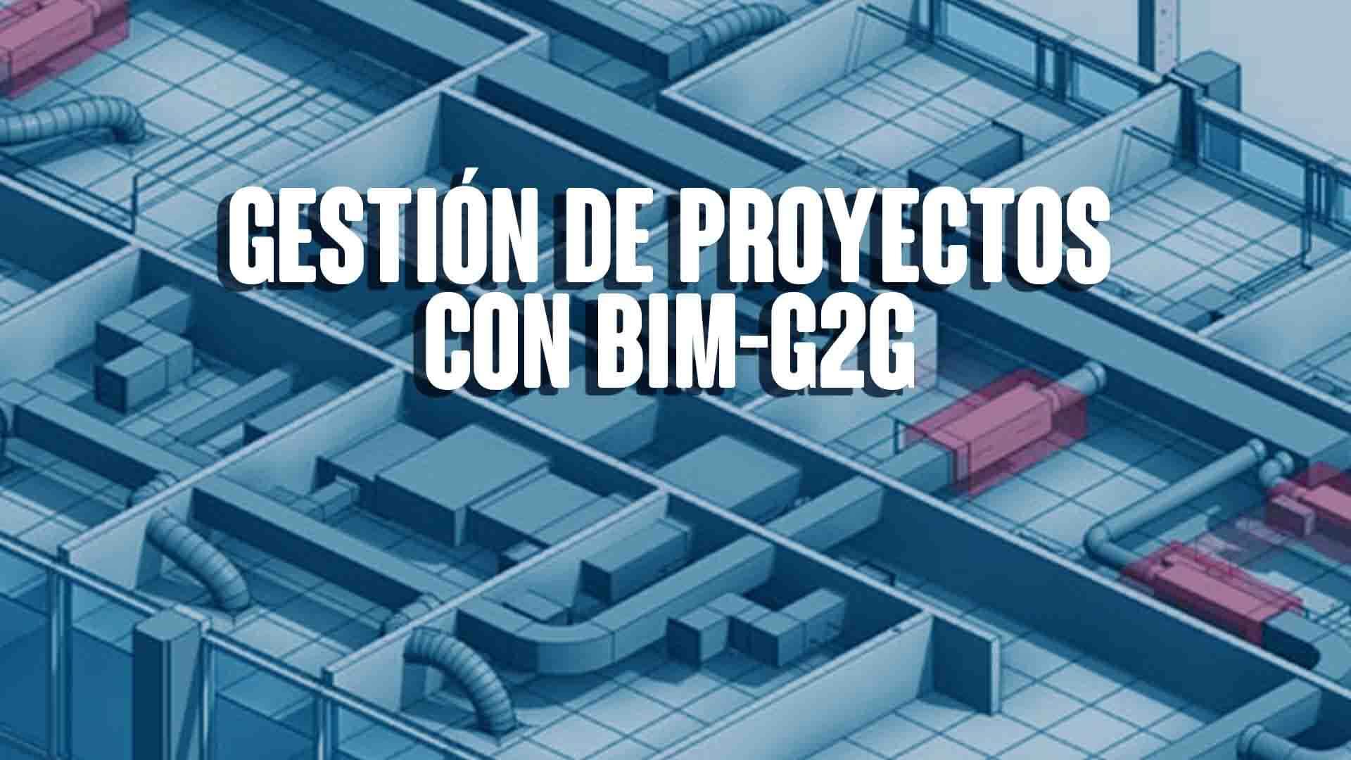 Gestión de Proyectos con BIM- G2G