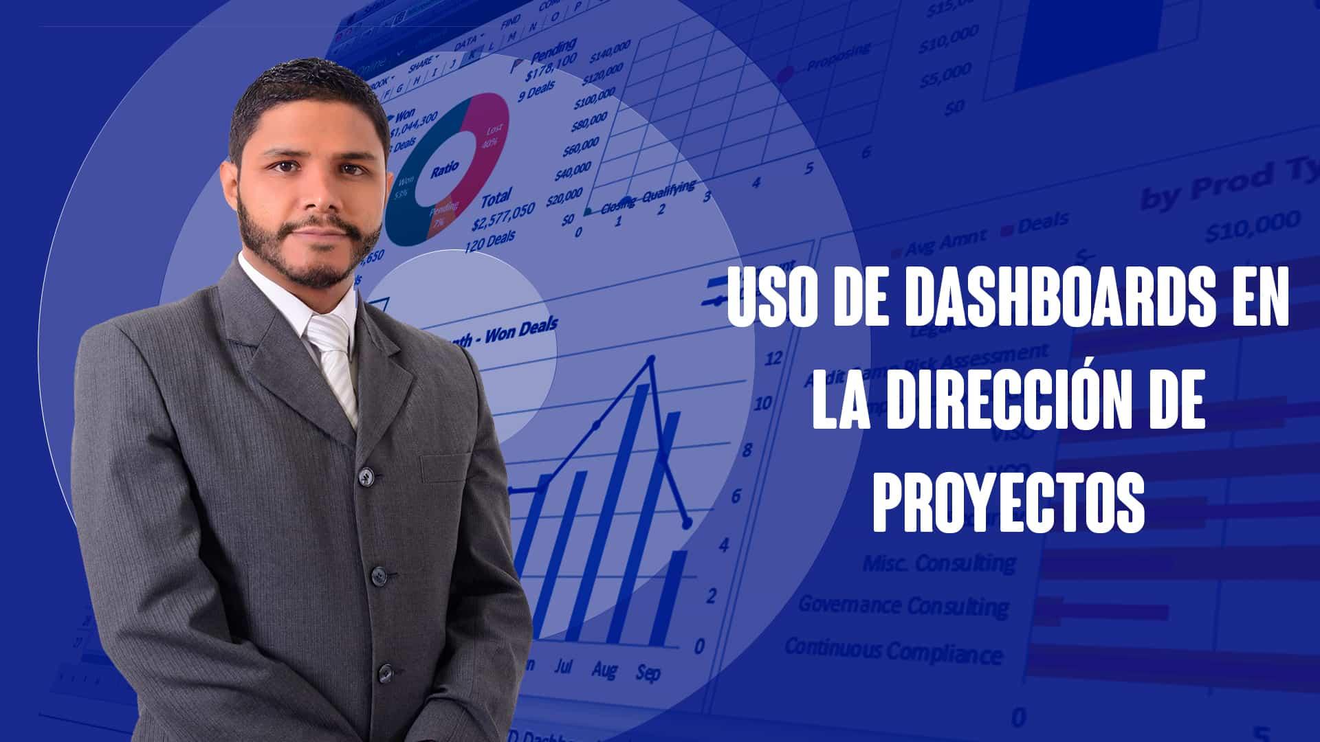 Uso de dashboards en la dirección de proyectos
