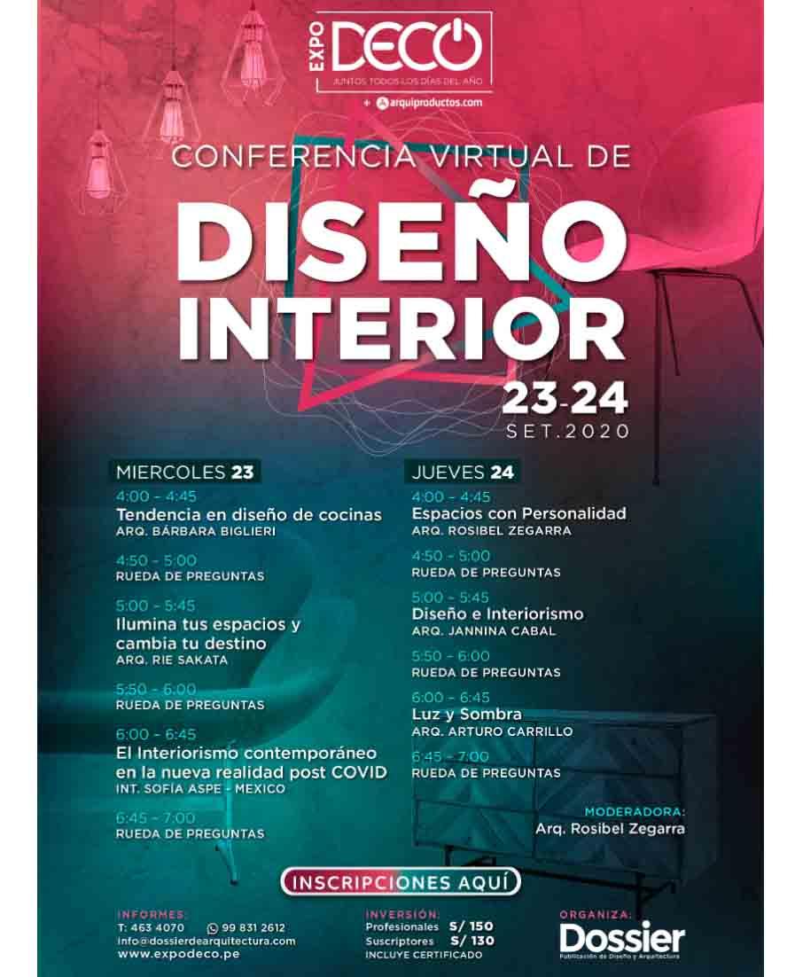 VIII Conferencia Internacional Virtual de Diseño