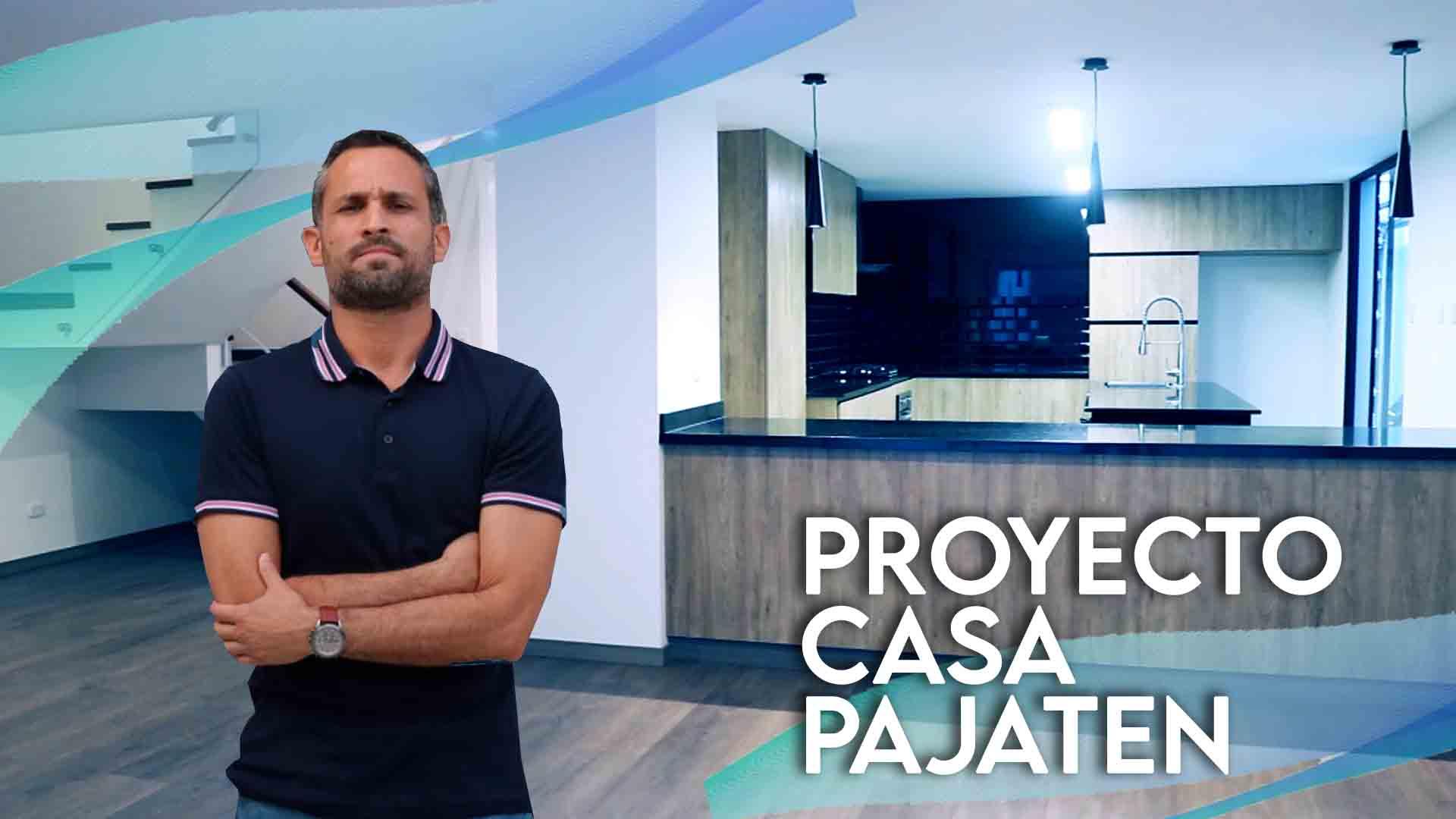 Proyecto Casa Pajaten
